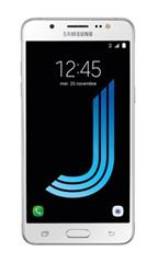 Smartphone Samsung Galaxy J5 (2016) Blanc