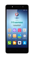 Smartphone Hisense G610 Noir