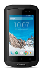 Smartphone Crosscall Trekker-S1 Noir