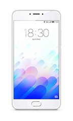 Smartphone Meizu M3 Note 32 Go Argent