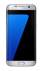Smartphone Samsung Galaxy S7 Edge Argent