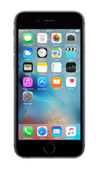 Smartphone Apple iPhone 6S Occasion Gris Sidéral