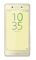 Smartphone Sony Xperia X Or Lime