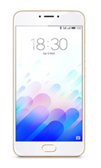 Smartphone Meizu M3 Note 32 Go Or