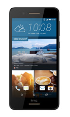 HTC Desire 728 Noir