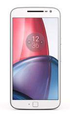 Smartphone Motorola G4 Plus Blanc