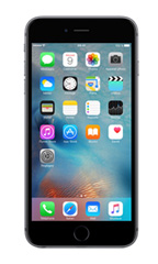 Smartphone Apple iPhone 6S Plus Occasion Gris Sidéral