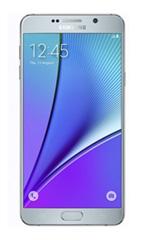 Smartphone Samsung Galaxy Note 5 Argent