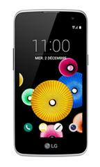 Smartphone LG K4 Dual Sim Noir