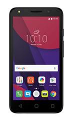 Smartphone Alcatel Pixi 4 5 pouces Noir