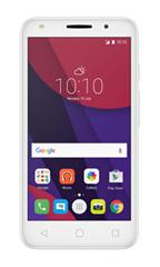 Smartphone Alcatel Pixi 4 5 pouces Blanc