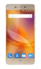 Smartphone ZTE Blade A452 Or
