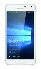 Smartphone Microsoft Lumia 650 Dual Sim Blanc