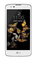 Smartphone LG K8 Dual Sim Blanc