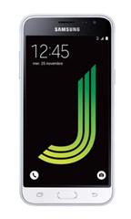 Samsung Galaxy J3 Dual Sim (2016)  Blanc