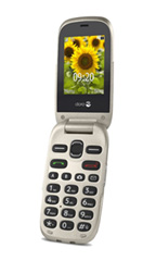 Mobile Doro 6030 Or