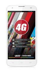 Smartphone Yezz Andy AC5V Blanc