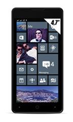 Smartphone Yezz Monaco 4.7 Dual Sim Noir