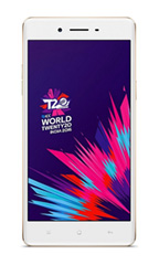 Smartphone Oppo F1 Or