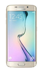 Smartphone Samsung Galaxy S6 Edge Reconditionné Or