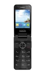 Mobile Alcatel 20.12 Chocolat