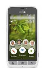 Mobile Doro 8031 Blanc