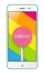 Smartphone Zopo Color E Bleu