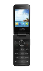 Mobile Alcatel One Touch 2012 Dual Sim Noir