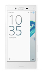 Smartphone Sony Xperia X Compact  Blanc