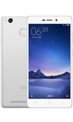 Smartphone Xiaomi Redmi 3S Argent