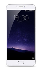 Smartphone Meizu MX6 Argent