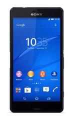 Smartphone Sony Xperia Z3 Compact Reconditionné Noir