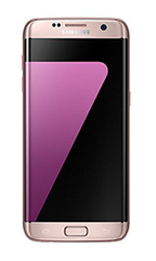 Smartphone Samsung Galaxy S7 Edge Occasion Rose