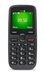 Mobile Doro 5030 Graphite