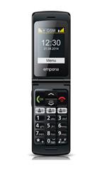 Mobile Emporia Flipbasic F220 Noir