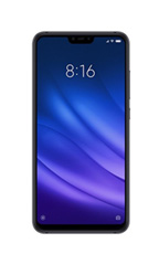 Xiaomi Mi 8 Lite Bleu