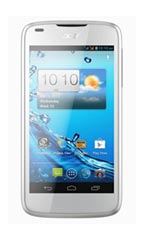 Smartphone Acer Gallant Duo Blanc