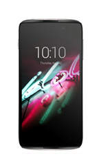 Smartphone Alcatel One Touch Idol 3 4.7 pouces Argent