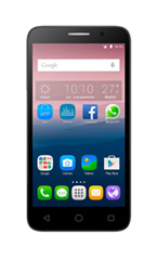 Smartphone Alcatel One Touch Pop 3 5 pouces Or