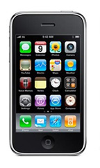 Téléphone Apple iPhone 3G S Reconditionn� Noir