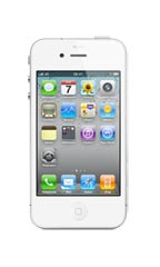 Smartphone Apple iPhone 4 16 Go Occasion Blanc