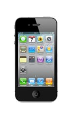 Smartphone Apple iPhone 4 32 Go Noir Occasion