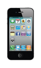 Téléphone Apple iPhone 4 Reconditionn� Noir