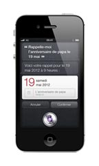 Smartphone Apple iPhone 4S 16 Go Noir