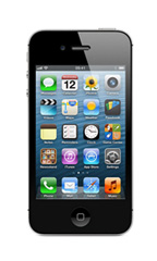 Smartphone Apple iPhone 4S 8Go Occasion Noir