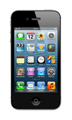 Téléphone Apple iPhone 4S Reconditionn� Noir