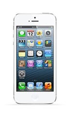 Smartphone Apple iPhone 5 16Go Occasion Blanc