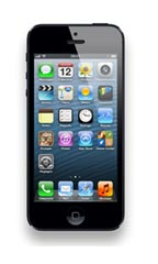 Smartphone Apple iPhone 5 16Go Occasion Noir