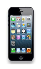 Smartphone Apple iPhone 5 32Go Occasion Noir