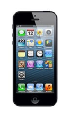 Smartphone Apple iPhone 5 64Go Occasion Noir